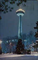 Niagara International Centre Skylon Postcard