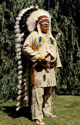Chief Cloud Winnebago Indian