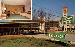 Sand's Motor Hotel, U. S. Hiway 2315 and S. Parkway