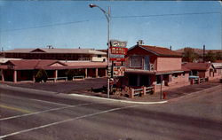 Chief Motel, U. S. Hwy. 66 Postcard