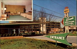 Sand's Motor Hotel, U. S. Hiway 231S and S. Parkway