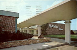 Holiday Inn Of Bowling Green Postcard