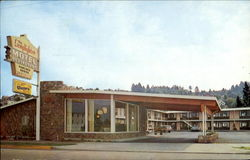 Lamplighter Motel And Pancake House, 131 W. Marine Drive Highway 101 & 26