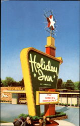 Holiday Inn Of Youngstown, 1051 North