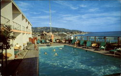 The Inn At Laguna, 211 North Coast Blvd Postcard