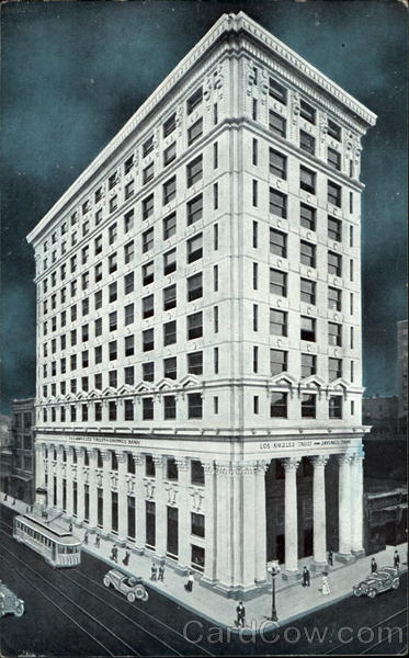 Los Angeles Trust Savings Bank California