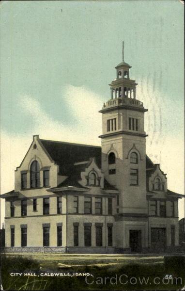 City Hall Caldwell Idaho
