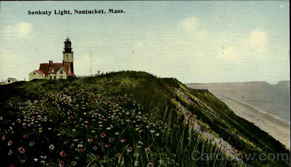Sankaty Light Nantucket Massachusetts