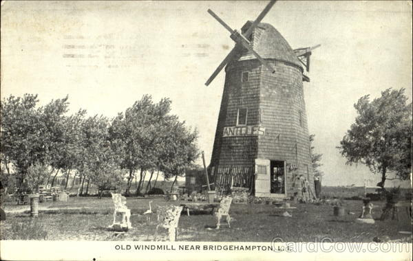 Old Windmill Bridgehampton New York