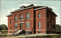 Converse County Court House