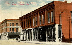 Hopson Dietrich Block And Syndicate Block