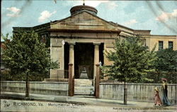 Monumental Church Postcard