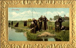 Thursday - Monks Fishing