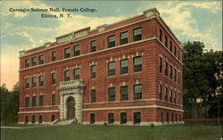 Carnegie Science Hall, Female College
