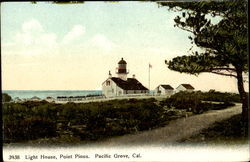 Light House, Point Pinos