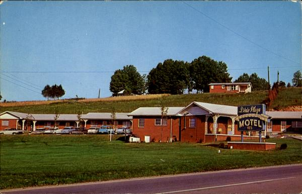 Dixie Plaza Motel, National Historical Park Tazewell Tennessee