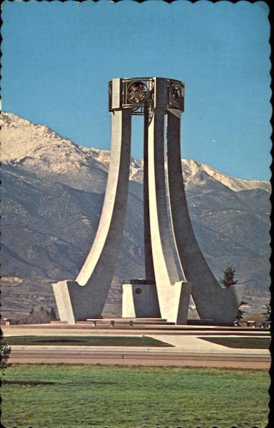 The Colorado Springs Veterans Memorial