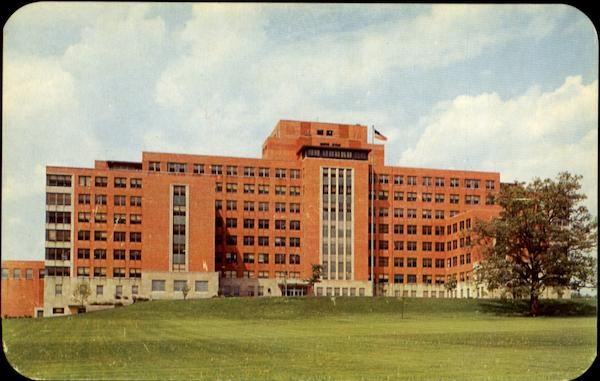 The Veterans Administration Hospital Wilmington Delaware