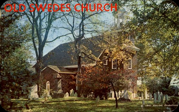 old swedes church wilmington  de
