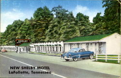 New Shelby Motel, U. S. 25 W North Tennessee Ave