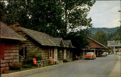 Rocky Waters Motel And Cottages, U. S. 441