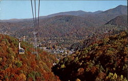 The Gatlinburg Aerial Tramway