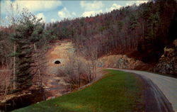 View Of Tunnel, U. S. Highway 441