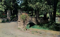 Rustic Bridge, Glen Miller Park