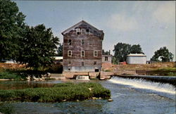 Old Stockdale Water Power Mill