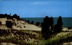 Michigan City Postcard