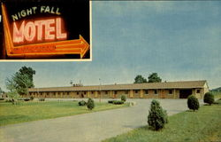 Harner's Night Fall Motel, U. S. 20