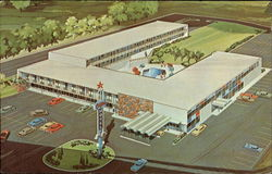 Capri Motor Hotel, 11 East 84th Ave. & Valley Hiway