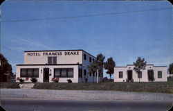 Francis Drake Hotel Motor Court And Cottages