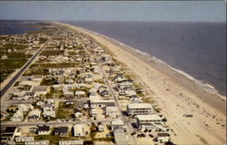 Aerial View Of Fenwick Island