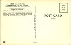 Hobo Beach Motel