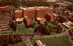 Clinical Center Postcard