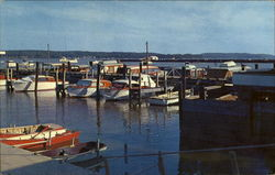Typical Chesapeake Boat Yard & Basin