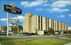 Sheraton Salisbury Inn, 300 South Salisbury Blvd