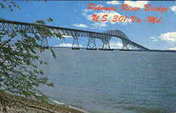 Potomac River Bridge, U. S. 301