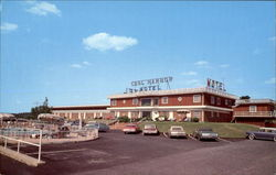 Cool Harbor Motel, U. S. Highways 340, 522 & 55