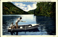 Fresh Water Fishing In Inland Lakes