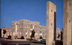 The Carol M. Newman Library