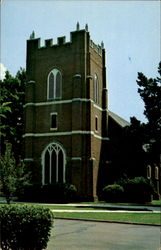 The John J. Wicker Chapel, Fork Union Military Academy