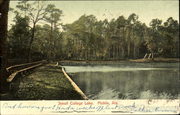 Jesuit College Lake Mobile Alabama