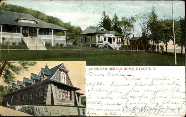 Christian Herald Home Nyack New York