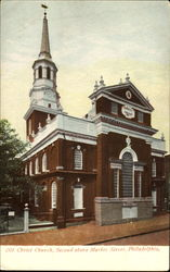 Old Christ Church, Second Above Market Street