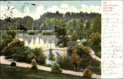 View Of Lake, Glen Park