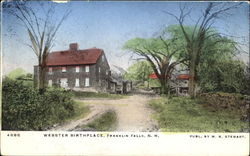 Webster Birthplace