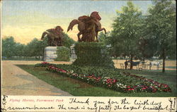 Flying Horses, Fairmount Park