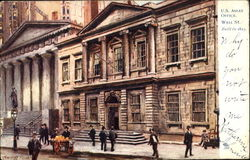 U. S. Assay Office, Wall St